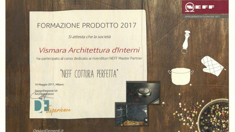 Vismara architettura d'interni - Experience Milano