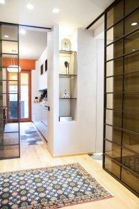 Living room - Vismara interior design - Paderno Dugnano