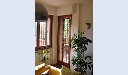 Progetto bianco acciacio - Vismara architettura d'interni - Paderno Dugnano