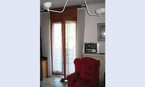 Progetto blu seta - Vismara architettura d'interni - Paderno Dugnano