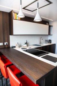 Cucina Vismara interior design - Paderno Dugnano