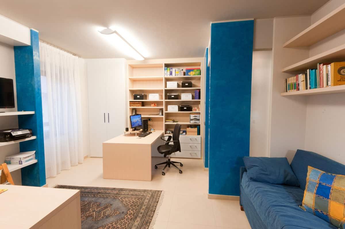 Progetto Blu Oceano - Vismara architettura d'interni - Paderno Dugnano