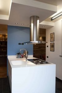 Progetto Blu Pastello - Vismara architettura d'interni - Paderno Dugnano