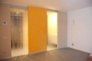 Progetto Marrone Tabacco - Vismara architettura d'interni - Paderno Dugnano