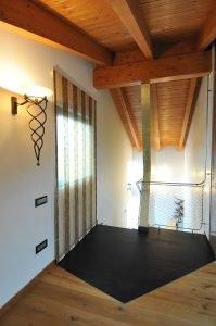 Progetto Oro Antico Vismara interior design - Paderno Dugnano