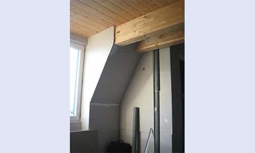 Progetto grigio tortora - Vismara architettura d'interni - Paderno Dugnano