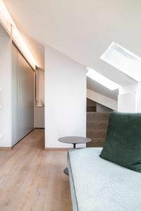 Progetto Eucalipto Grigio - Vismara architettura d'interni - Paderno Dugnano