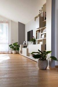 Progetto Rovere Grigioverde - Vismara architettura d'interni - Paderno Dugnano