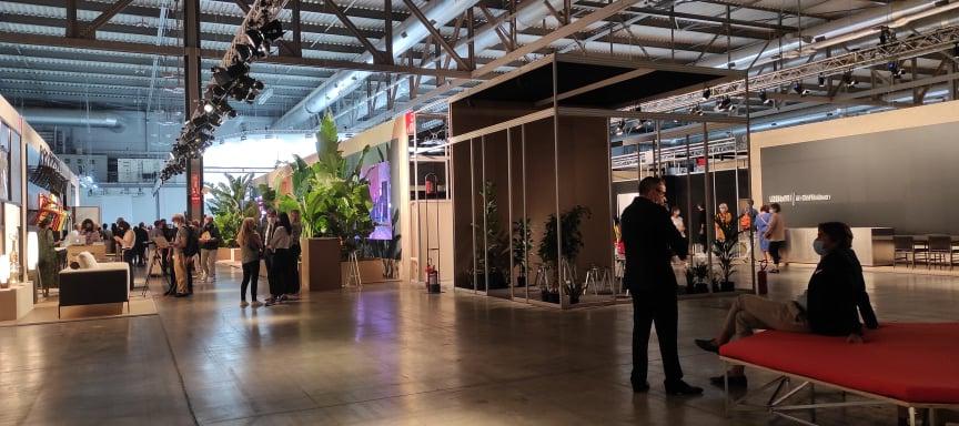 Supersalone 2021 - salone del mobile - vismara interni